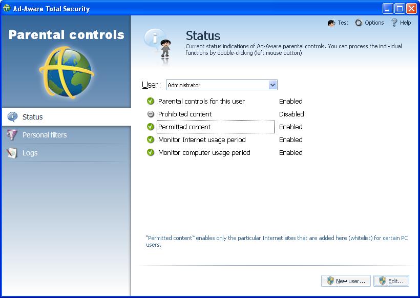 تحميل برنامج الحماية من الفايروسات الخطيرة Ad-Aware Total Security
