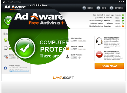 AD AWARE FREE ANTIVIRUS 10 5