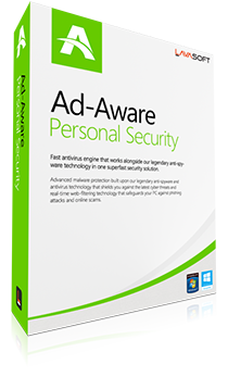 Ad-Aware Personal Security - 25% OFF